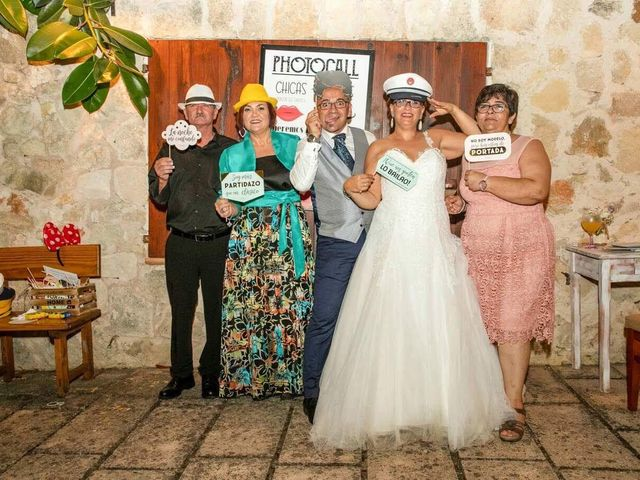 La boda de Tomeu y Nani en Petra, Islas Baleares 21