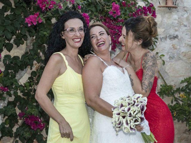 La boda de Tomeu y Nani en Petra, Islas Baleares 50