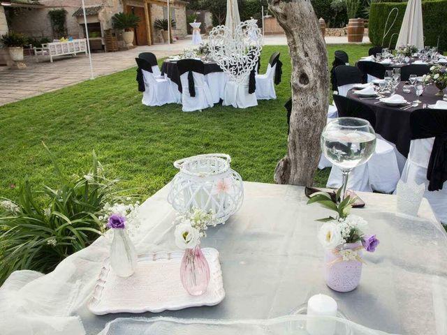 La boda de Tomeu y Nani en Petra, Islas Baleares 54