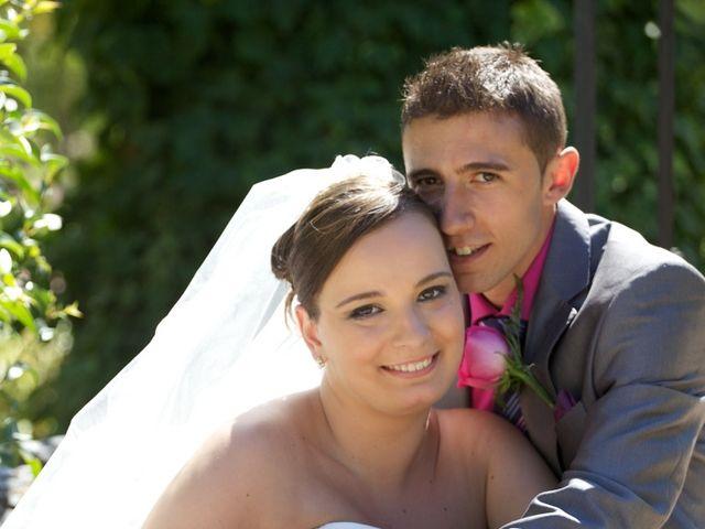 La boda de Eric y Carolina
