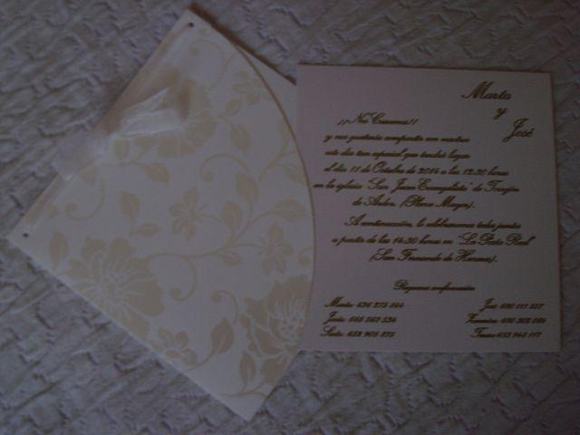 La boda de Jose  y Marta  en Torrejón De Ardoz, Madrid 4