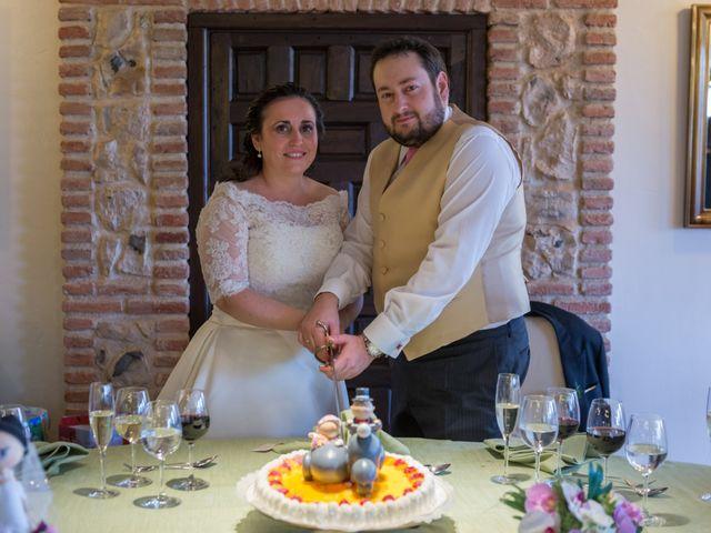 La boda de Jose  y Marta  en Torrejón De Ardoz, Madrid 2