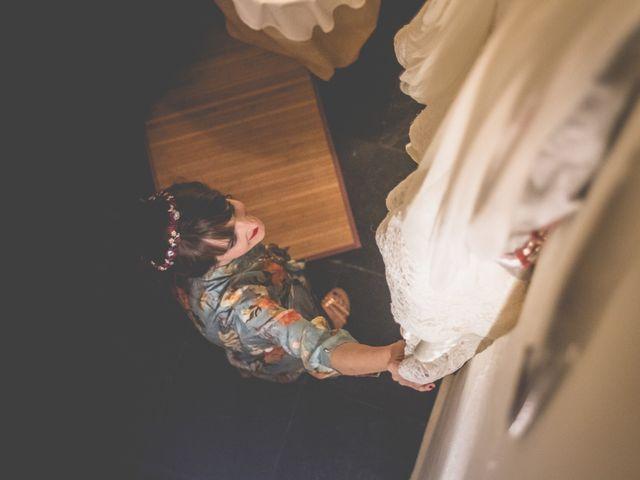 La boda de David y Laura en Topas, Salamanca 8