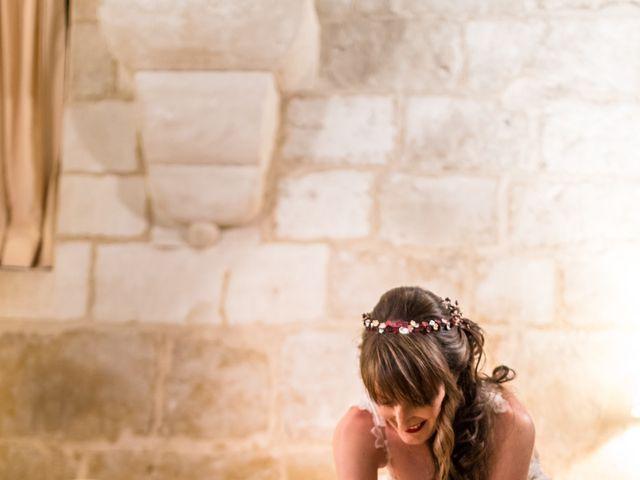La boda de David y Laura en Topas, Salamanca 10