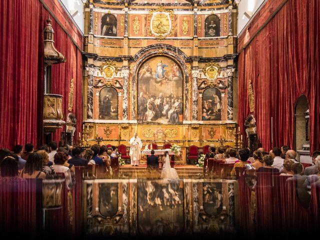 La boda de David y Laura en Topas, Salamanca 15