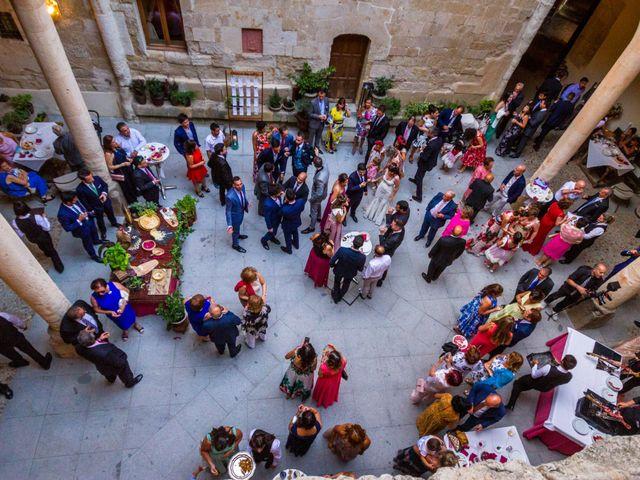 La boda de David y Laura en Topas, Salamanca 33