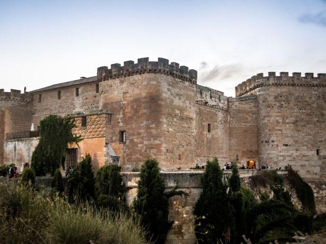 La boda de David y Laura en Topas, Salamanca 23