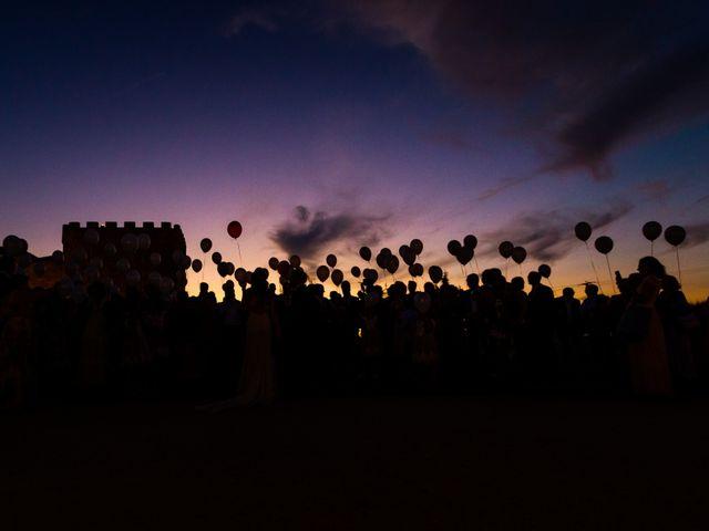 La boda de David y Laura en Topas, Salamanca 25