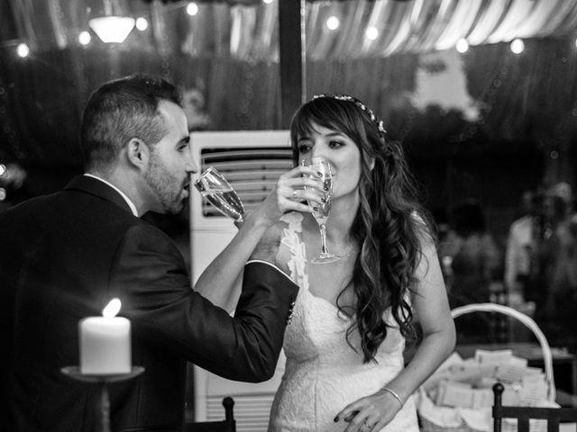 La boda de David y Laura en Topas, Salamanca 29