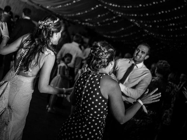 La boda de David y Laura en Topas, Salamanca 37