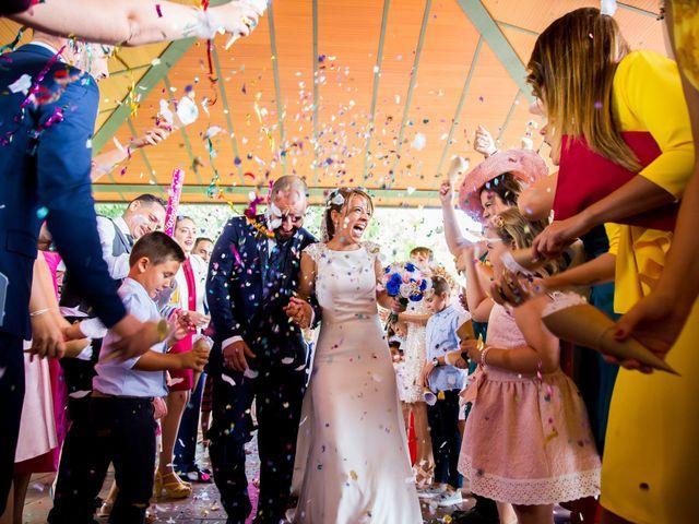 La boda de Roberto y Sara en Fuenlabrada, Madrid 41