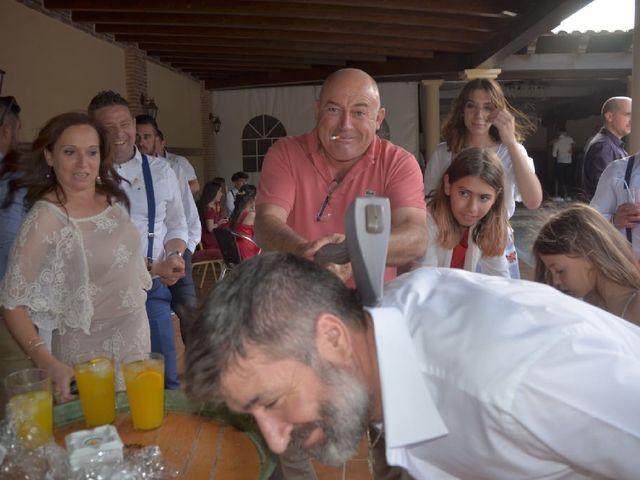 La boda de Raúl  y Raquel  en Antequera, Málaga 1