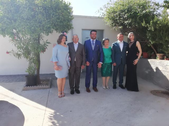 La boda de Raúl  y Raquel  en Antequera, Málaga 6