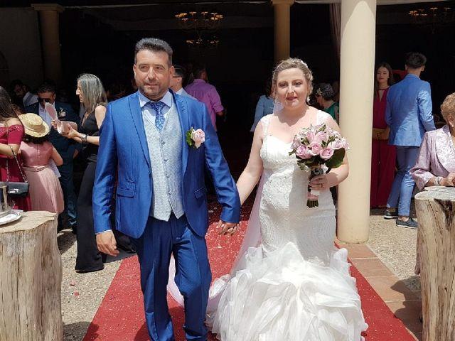 La boda de Raúl  y Raquel  en Antequera, Málaga 2