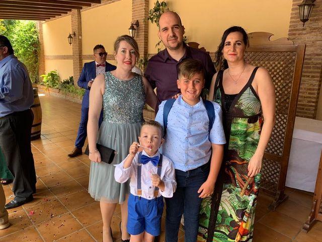 La boda de Raúl  y Raquel  en Antequera, Málaga 12