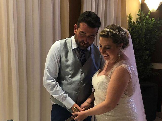 La boda de Raúl  y Raquel  en Antequera, Málaga 16