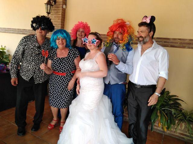 La boda de Raúl  y Raquel  en Antequera, Málaga 19