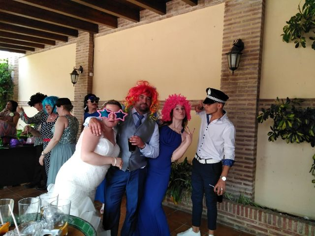 La boda de Raúl  y Raquel  en Antequera, Málaga 21