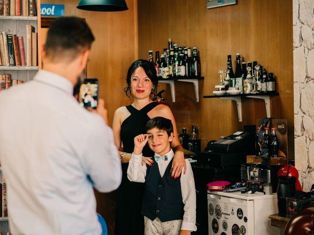 La boda de Toni y María en Caracuel De Calatrava, Ciudad Real 17