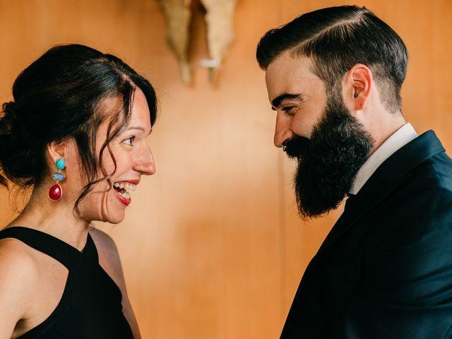 La boda de Toni y María en Caracuel De Calatrava, Ciudad Real 30