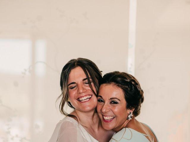 La boda de Toni y María en Caracuel De Calatrava, Ciudad Real 47