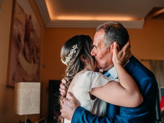 La boda de Toni y María en Caracuel De Calatrava, Ciudad Real 49