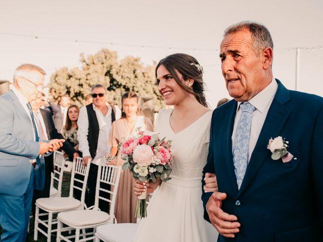 La boda de Toni y María en Caracuel De Calatrava, Ciudad Real 65