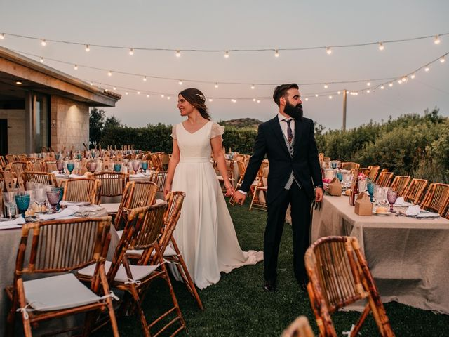 La boda de Toni y María en Caracuel De Calatrava, Ciudad Real 101
