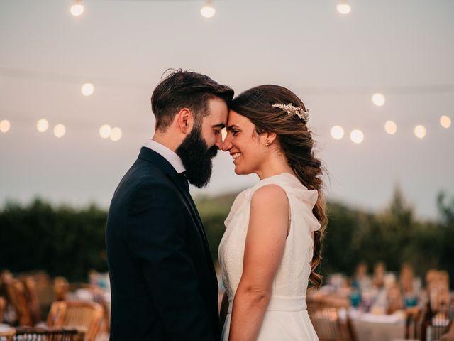 La boda de Toni y María en Caracuel De Calatrava, Ciudad Real 103