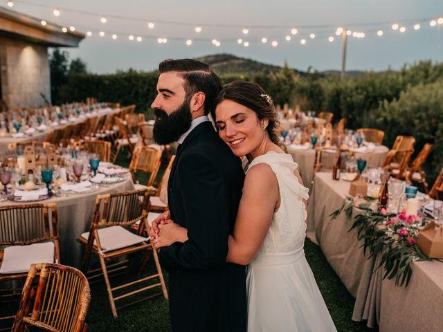 La boda de María y Toni