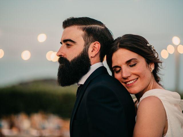 La boda de Toni y María en Caracuel De Calatrava, Ciudad Real 104