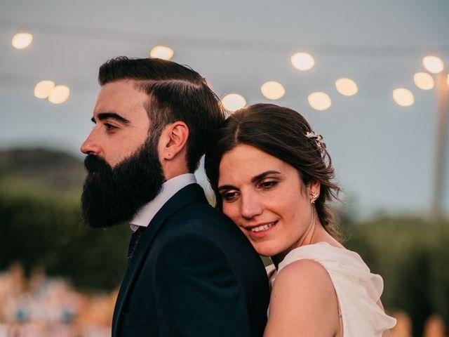 La boda de Toni y María en Caracuel De Calatrava, Ciudad Real 105