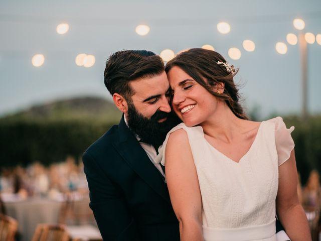 La boda de Toni y María en Caracuel De Calatrava, Ciudad Real 106