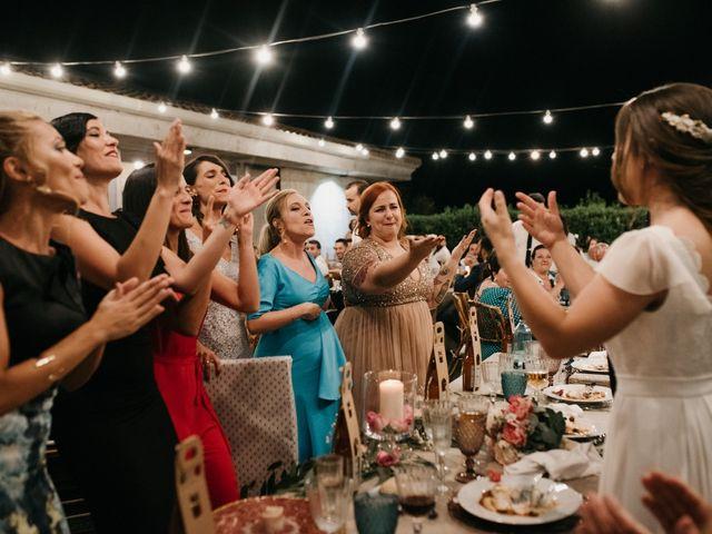 La boda de Toni y María en Caracuel De Calatrava, Ciudad Real 122