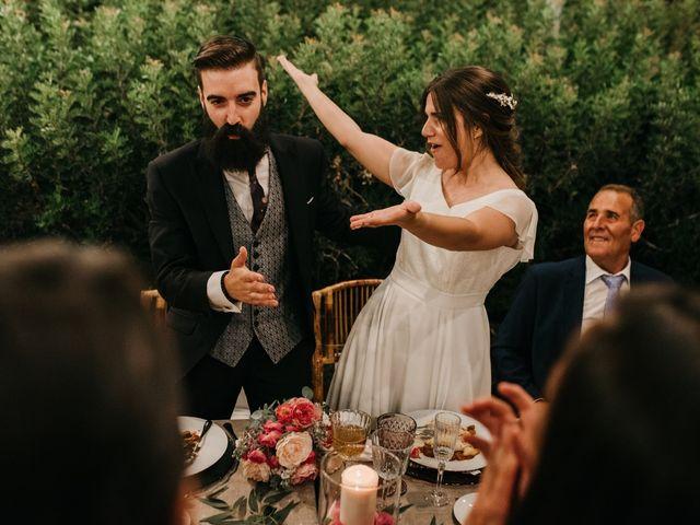 La boda de Toni y María en Caracuel De Calatrava, Ciudad Real 123