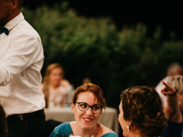 La boda de Toni y María en Caracuel De Calatrava, Ciudad Real 128