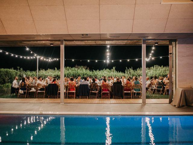 La boda de Toni y María en Caracuel De Calatrava, Ciudad Real 131