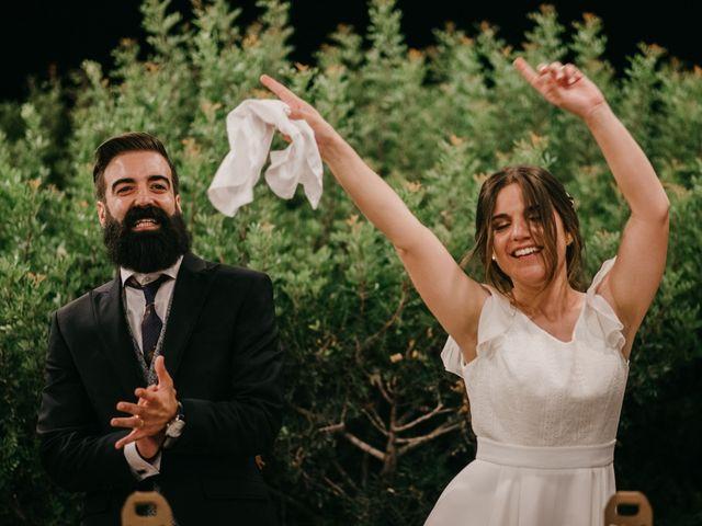 La boda de Toni y María en Caracuel De Calatrava, Ciudad Real 132