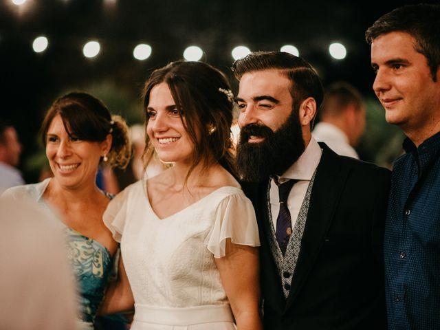 La boda de Toni y María en Caracuel De Calatrava, Ciudad Real 138