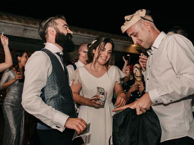 La boda de Toni y María en Caracuel De Calatrava, Ciudad Real 148