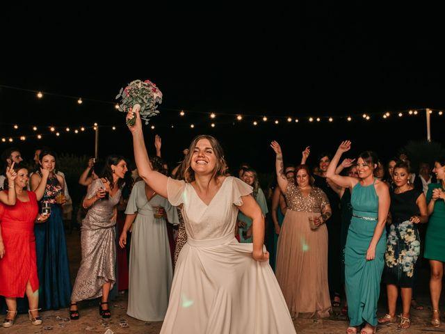 La boda de Toni y María en Caracuel De Calatrava, Ciudad Real 166