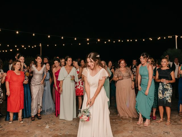 La boda de Toni y María en Caracuel De Calatrava, Ciudad Real 167