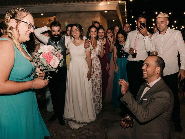 La boda de Toni y María en Caracuel De Calatrava, Ciudad Real 169