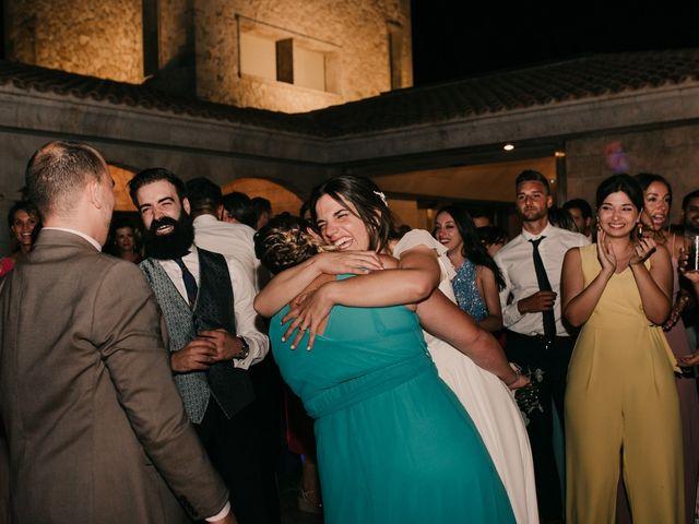 La boda de Toni y María en Caracuel De Calatrava, Ciudad Real 171