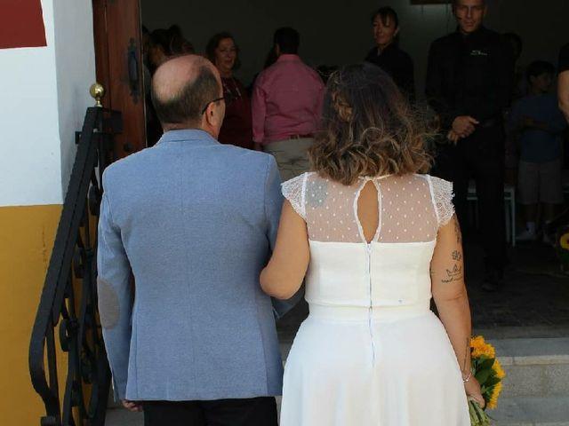 La boda de Guerra  y Estefanía  en Dos Hermanas, Sevilla 4