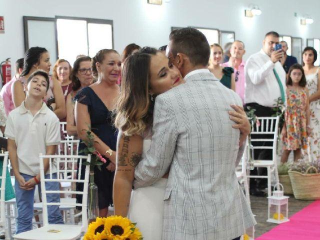 La boda de Guerra  y Estefanía  en Dos Hermanas, Sevilla 1