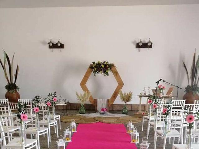 La boda de Guerra  y Estefanía  en Dos Hermanas, Sevilla 6