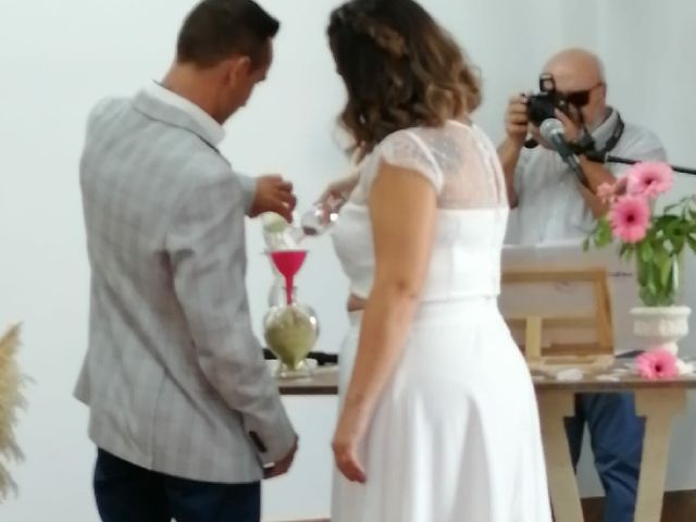 La boda de Guerra  y Estefanía  en Dos Hermanas, Sevilla 13