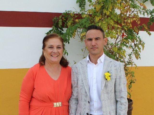 La boda de Guerra  y Estefanía  en Dos Hermanas, Sevilla 16