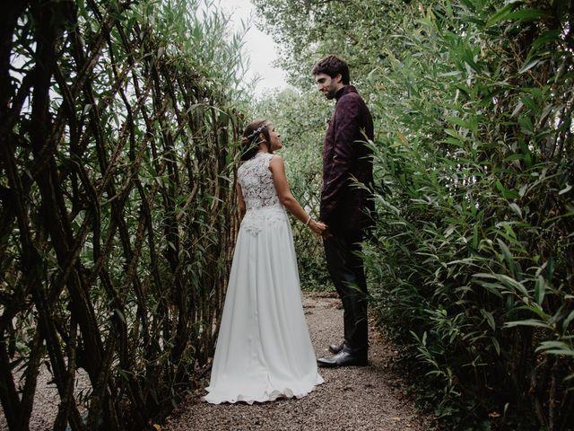 La boda de Gerbert y Clara en Malla, Barcelona 34